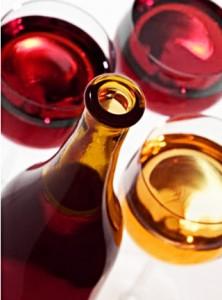 Вино, водка