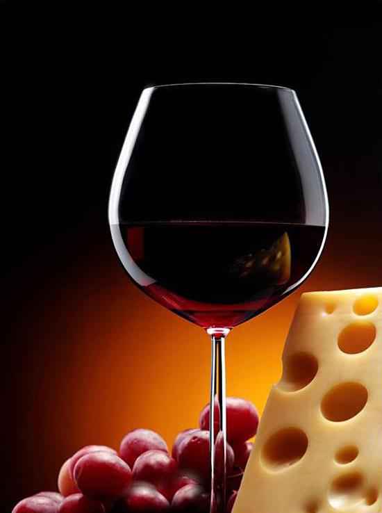 вино фото и сыр
