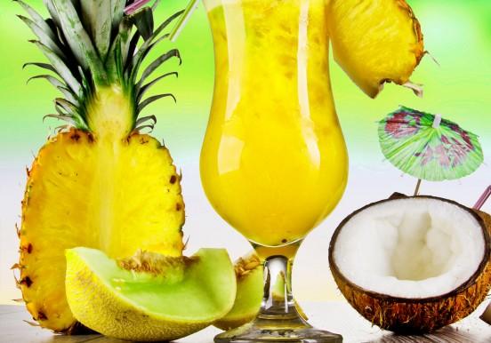 Кокосовый ананас