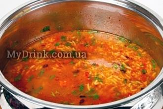 Суп харчо без мяса 8